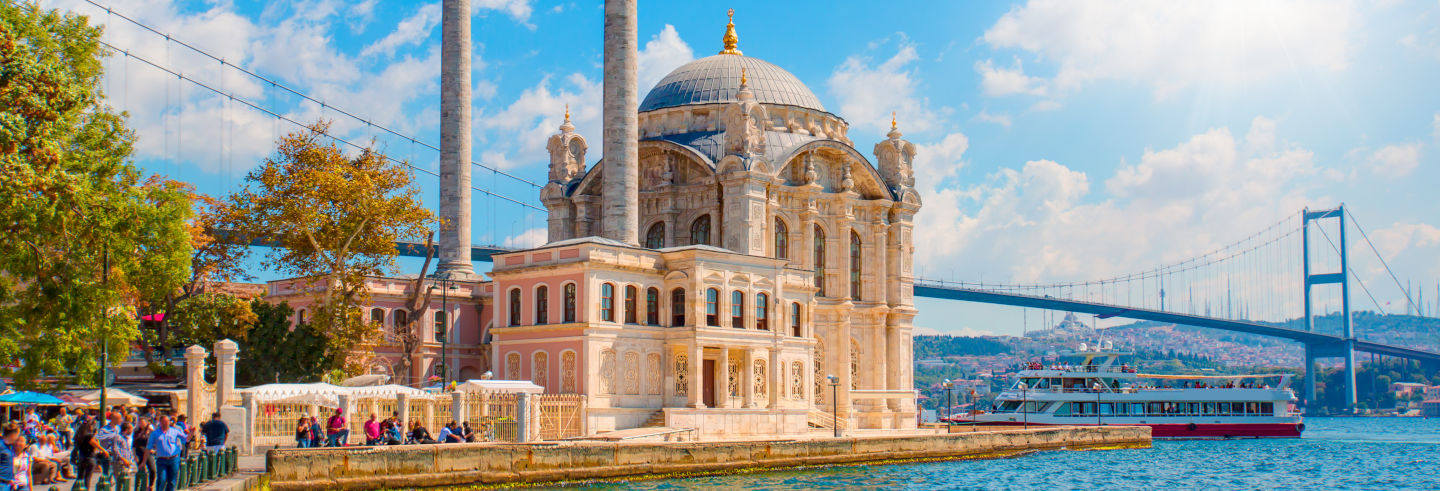 Bosphorus Cruise, Blue Mosque & Hagia Sophia Tour