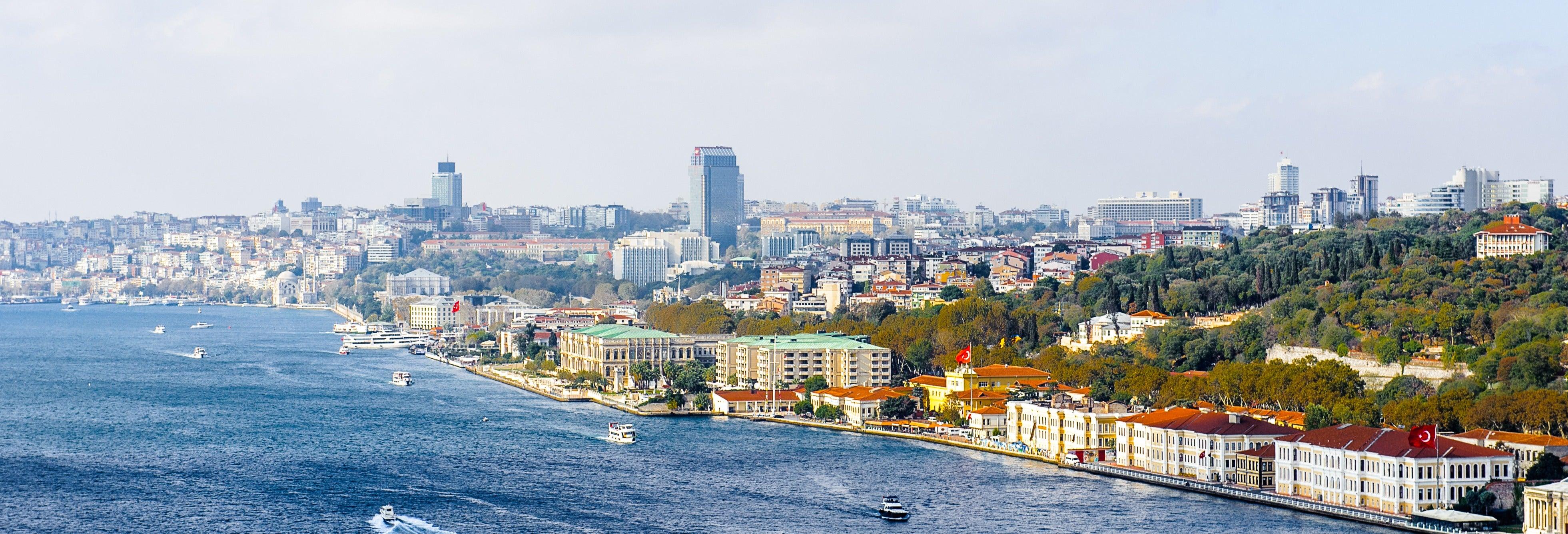 Crucero por el Bósforo y Palacio Topkapi