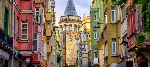 Free tour por el barrio de Taksim ¡Gratis!