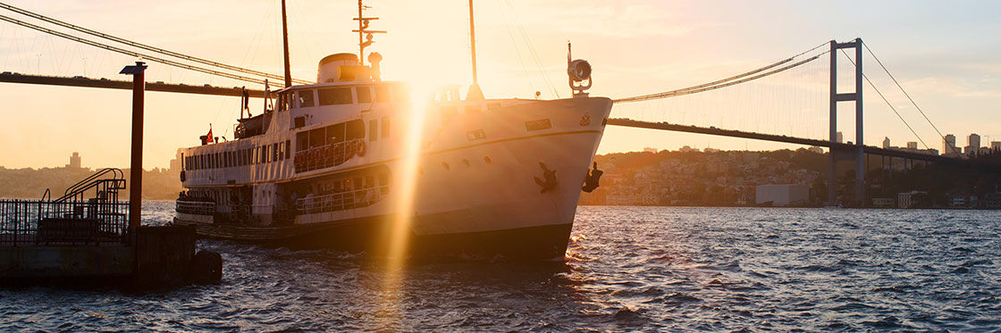 Cruises from Istanbul