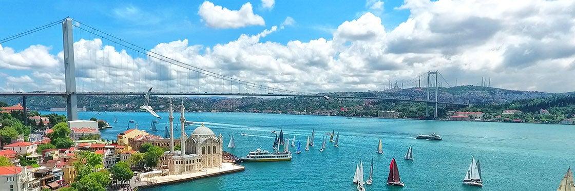 El tiempo en Estambul