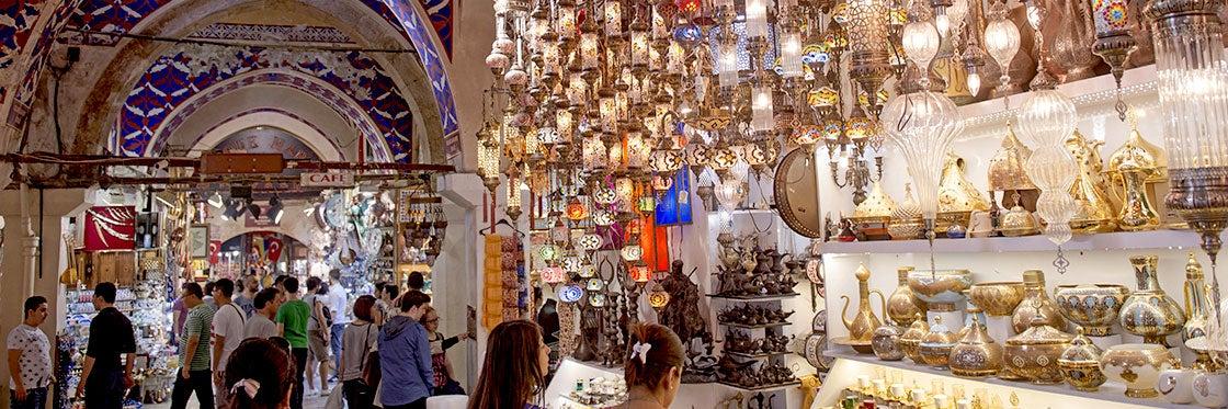 Grande Bazar di Istanbul