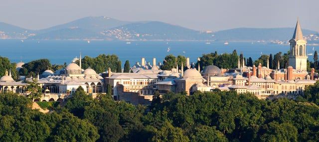 Palacio de Topkapi + Gran Bazar de Estambul