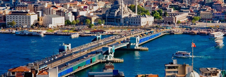 Tour panorámico por Estambul