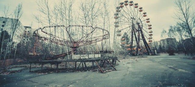 Excursión a Chernóbil y Prípiat