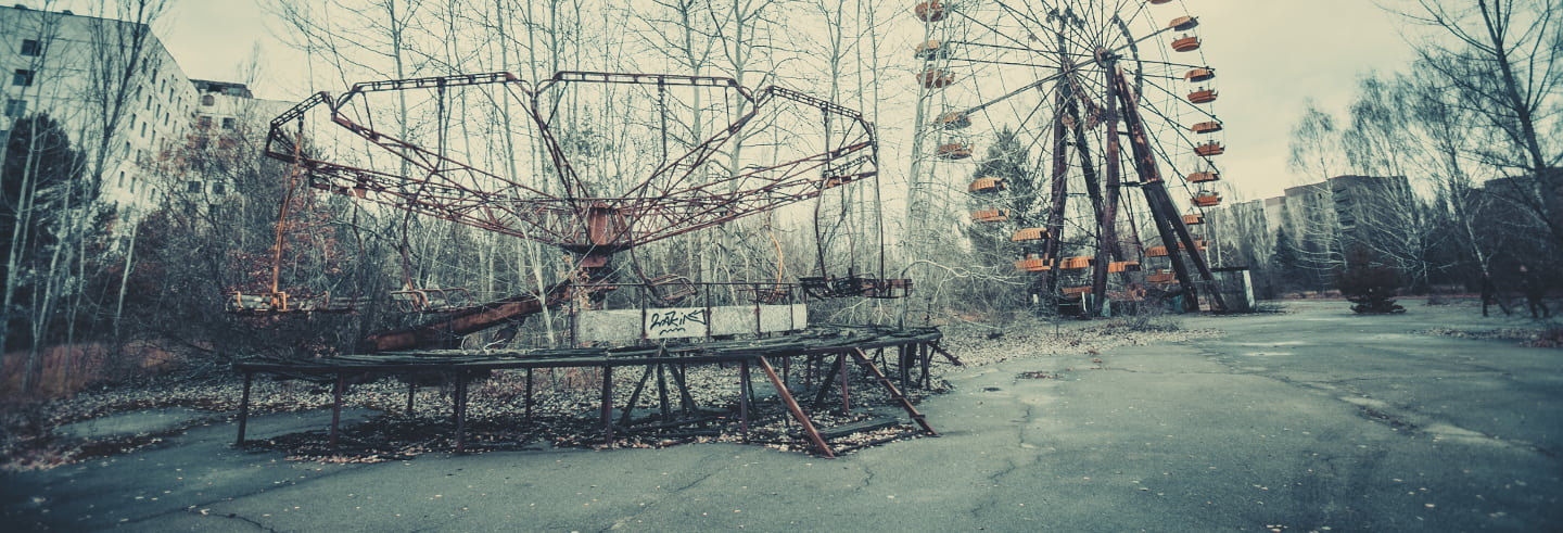 Excursion à Tchernobyl et Prypiat