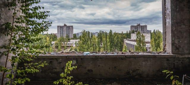 Excursión privada a Chernóbil y Prípiat