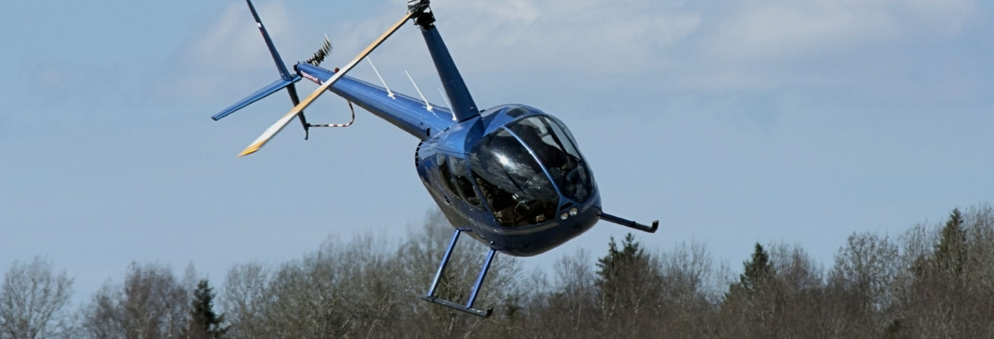 Helicopter Tour of Kiev and Chernobyl
