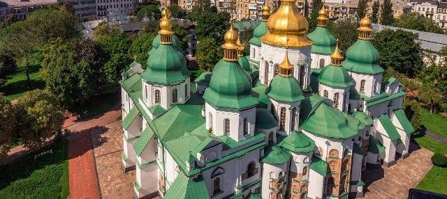 Tour por las catedrales de Kiev