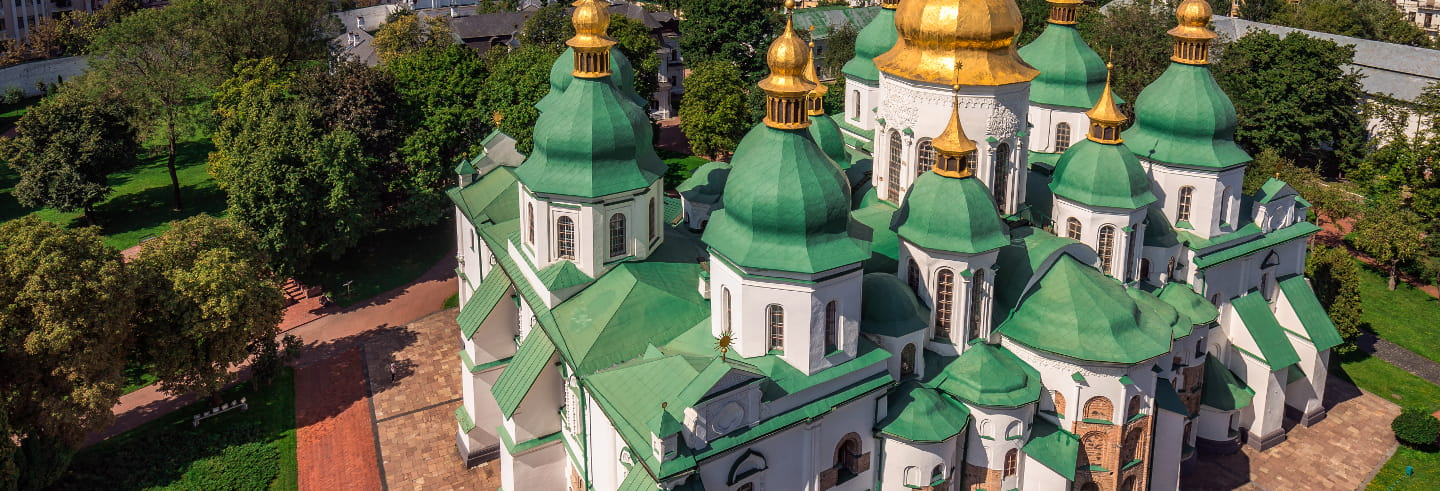 Kiev and Saint Sophia's Cathedral Guided Tour
