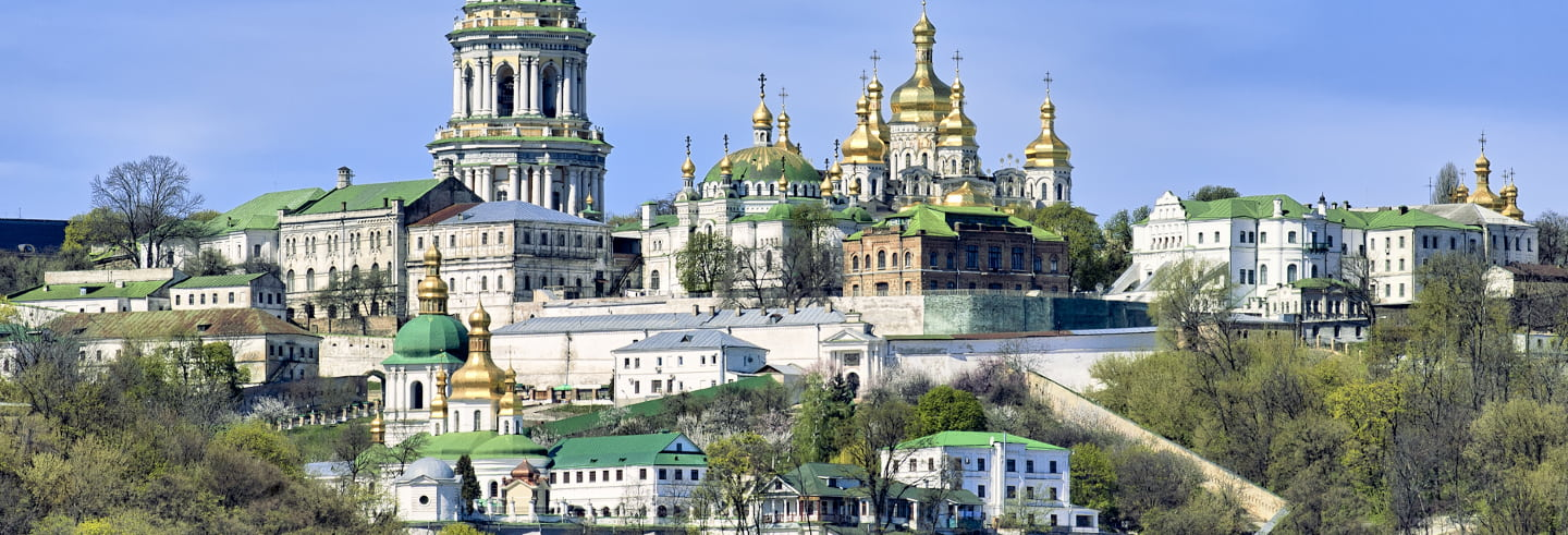 Kiev and the Cave Monastery Guided Tour