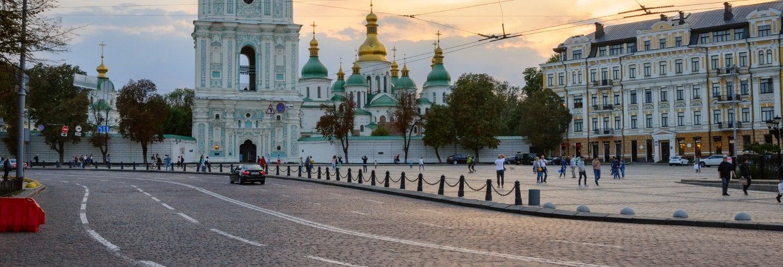 Tour privado por Kiev. Você escolhe!