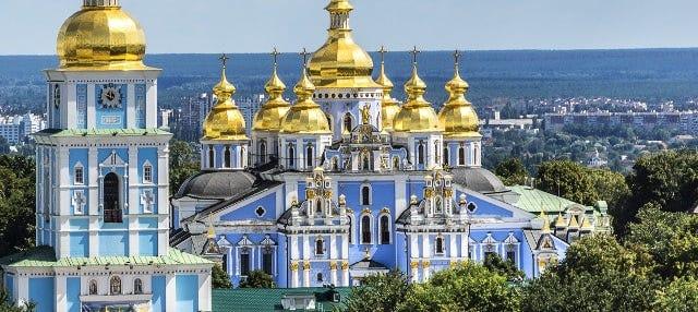 Visita guiada por Kiev