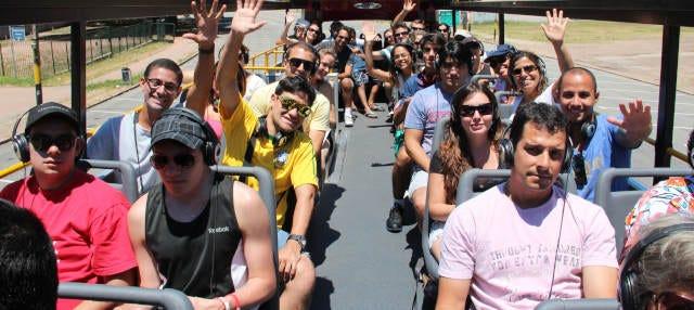 Autobús turístico de Montevideo