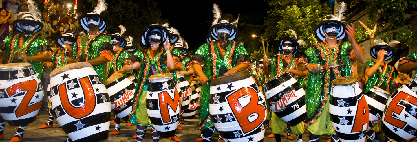 Montevideo Carnival Parade