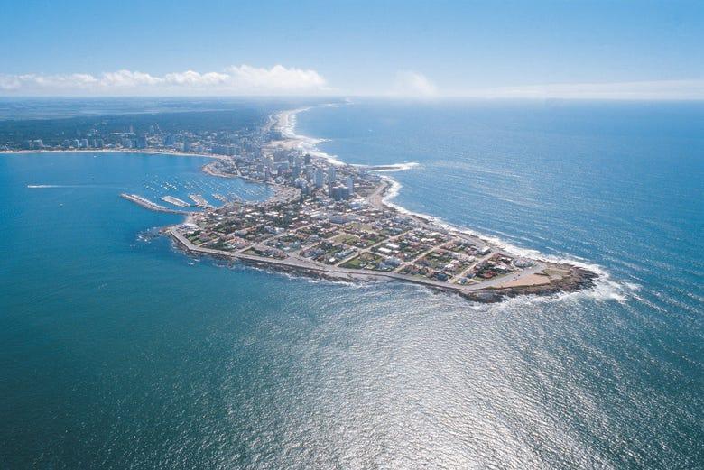 ,Excursión a Punta del Este