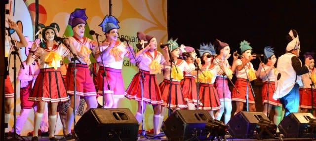 Tour por los tablados del Carnaval de Montevideo