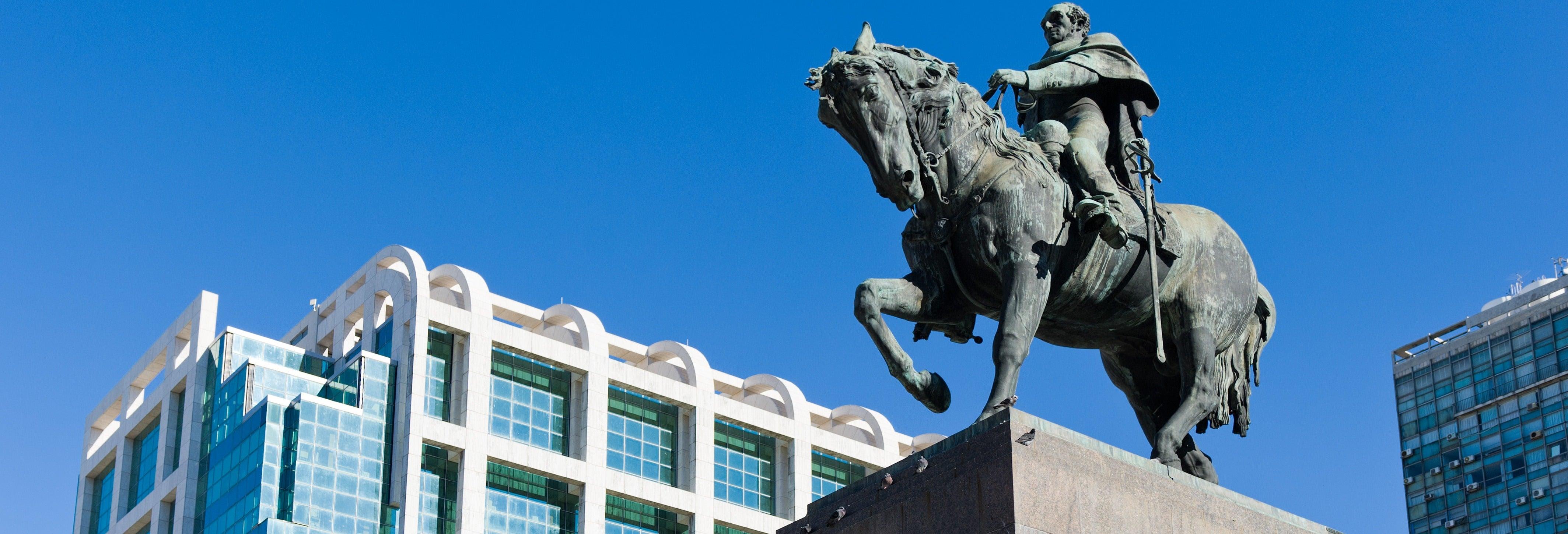 Visita guiada por Montevidéu
