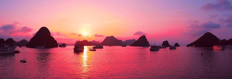 Lan Ha & Halong Bay 3 Day Cruise