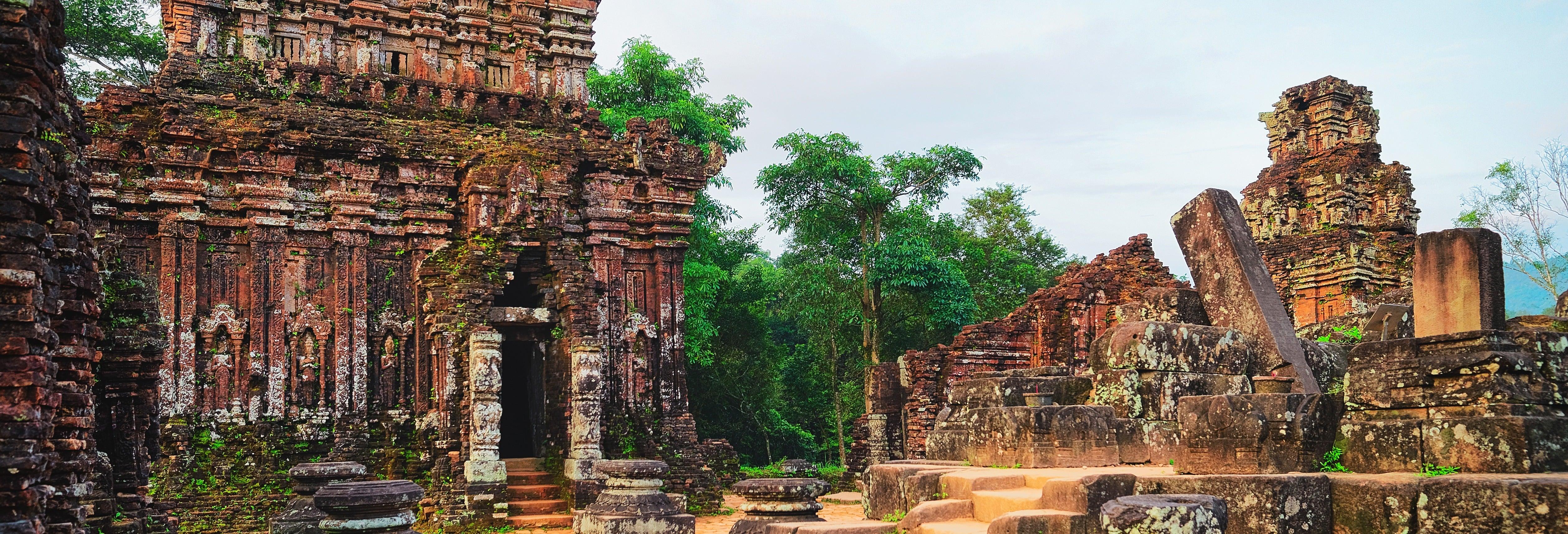 Excursión a los templos de My Son