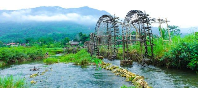 Tour de 2 días por Mai Chau y Pu Luong