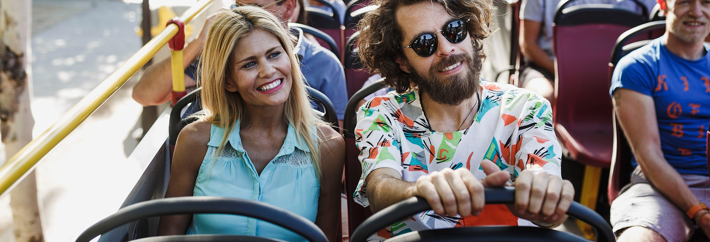 Autobus turistico di Hanoi