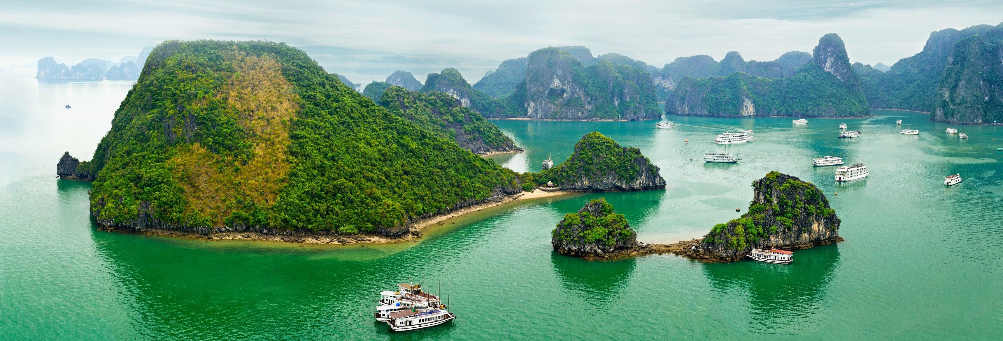 Circuito de 4 días por el norte de Vietnam