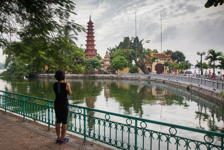 ,Tour por Hanói