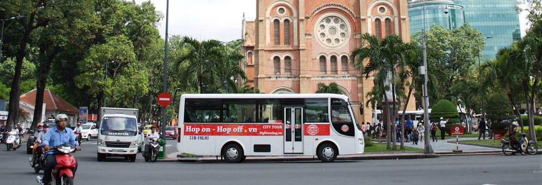 Bus touristique de Hô Chi Minh