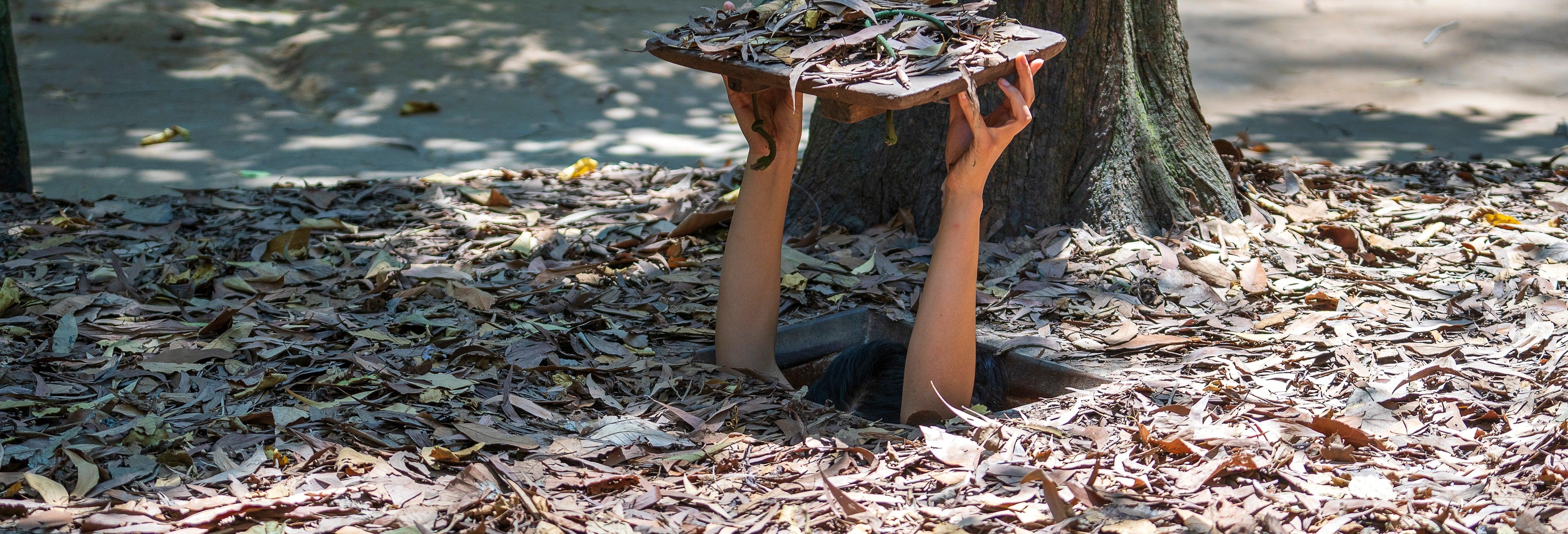 Excursion aux tunnels de Củ Chi + Cours de cuisine