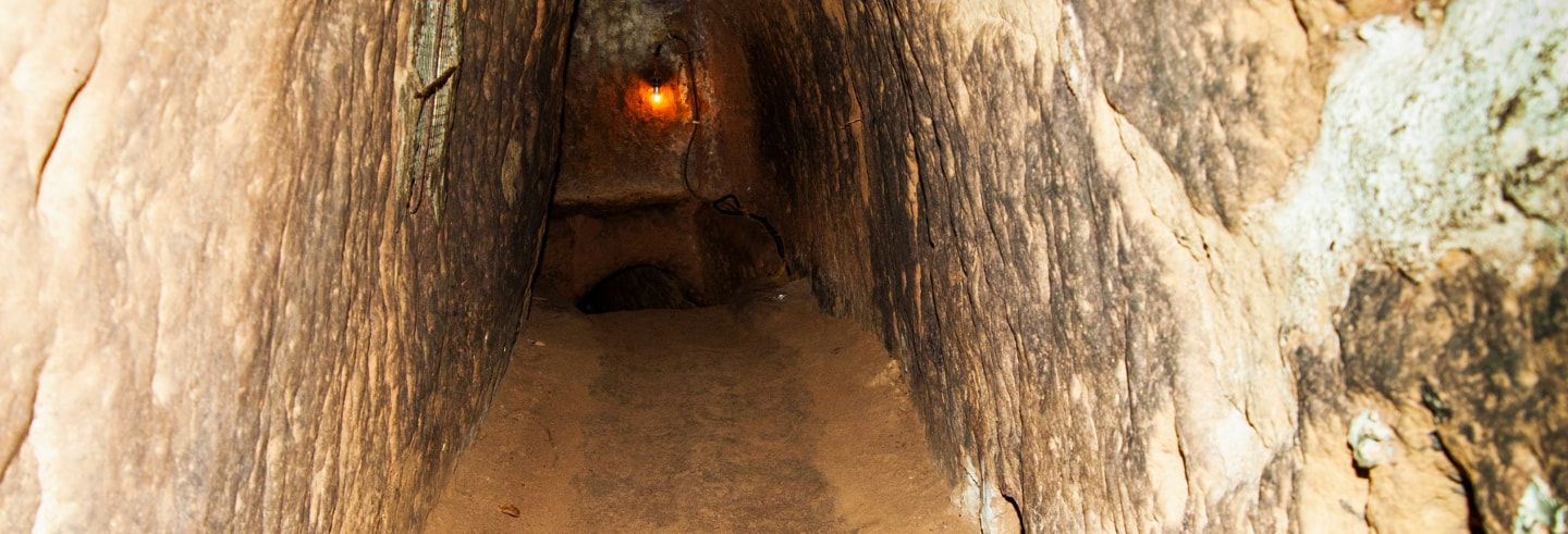 Excursion aux tunnels de Cu Chi
