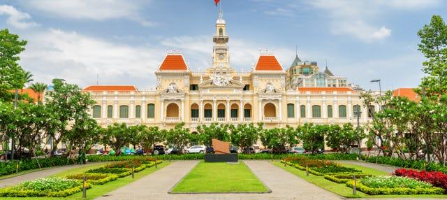 Free tour por Ho Chi Minh ¡Gratis!
