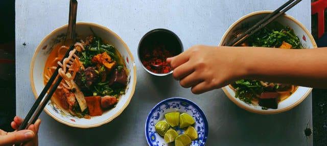 Tour gastronomico di Hoi An in bici