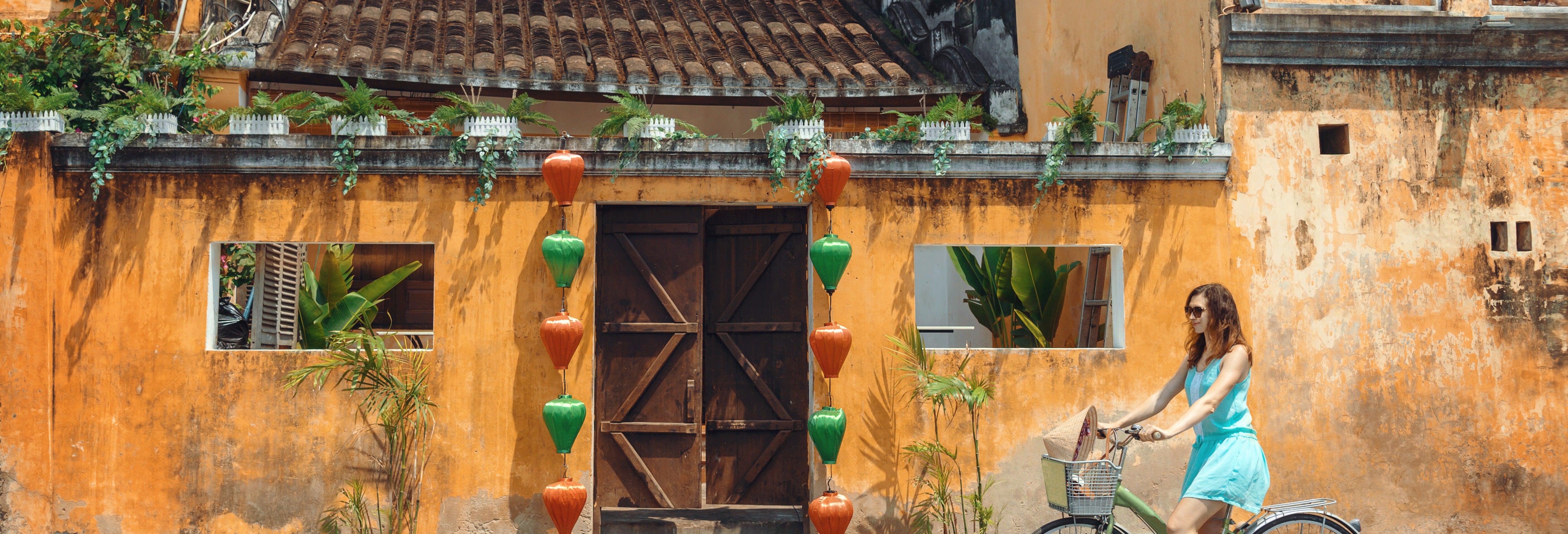Balade à vélo dans Hoi An