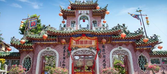 Visita guiada por Hoi An