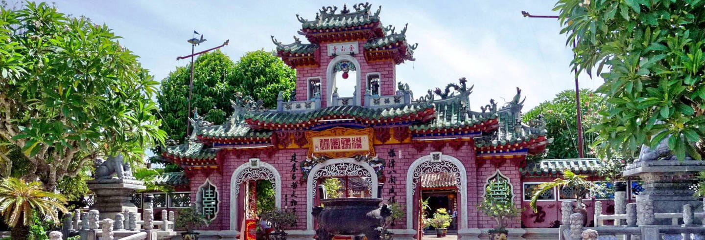 Guided tour of Hoi An