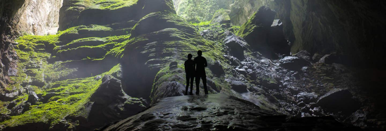 Escursione alle grotte di Phong Nha