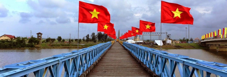 Excursión a la zona desmilitarizada de Vietnam