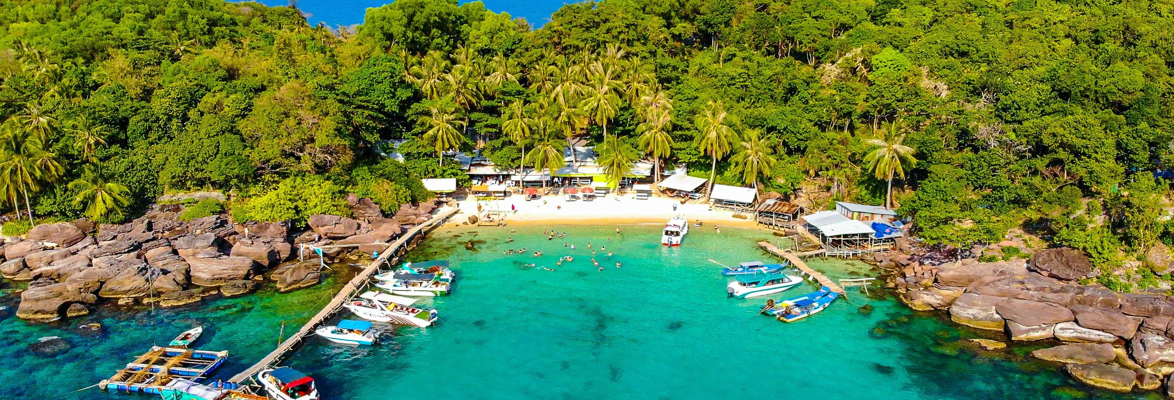 Excursão de 2 dias à ilha May Rut