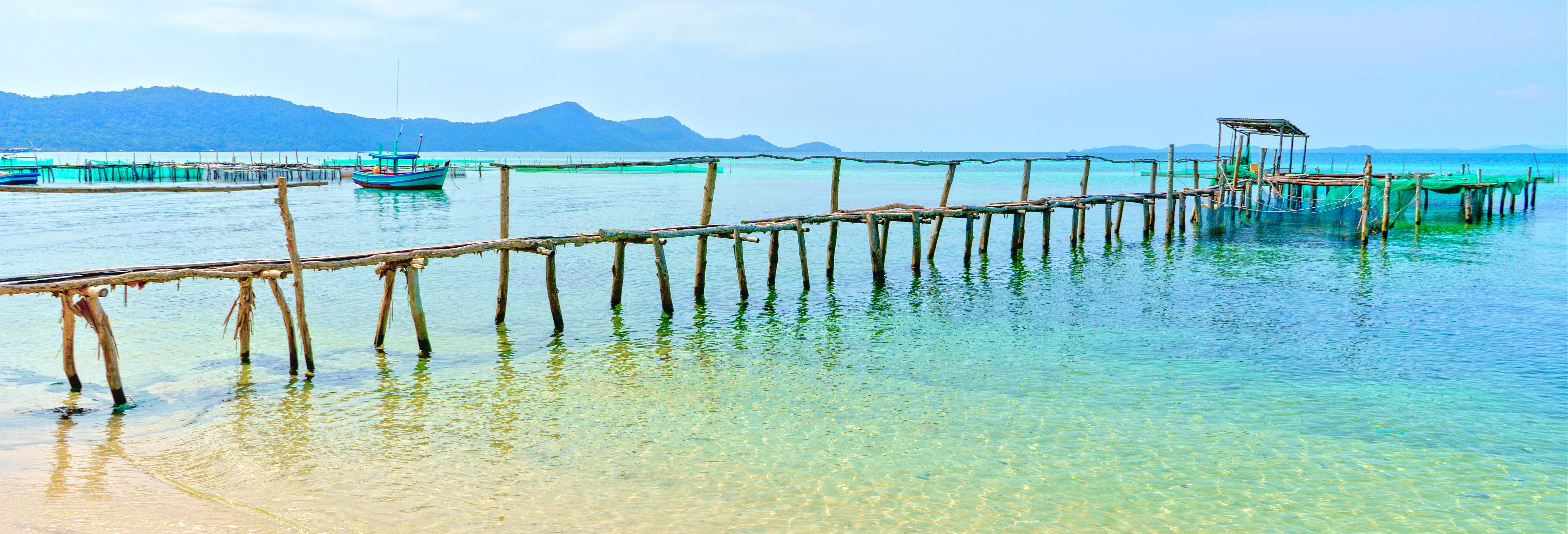 Visite du nord de Phu Quoc