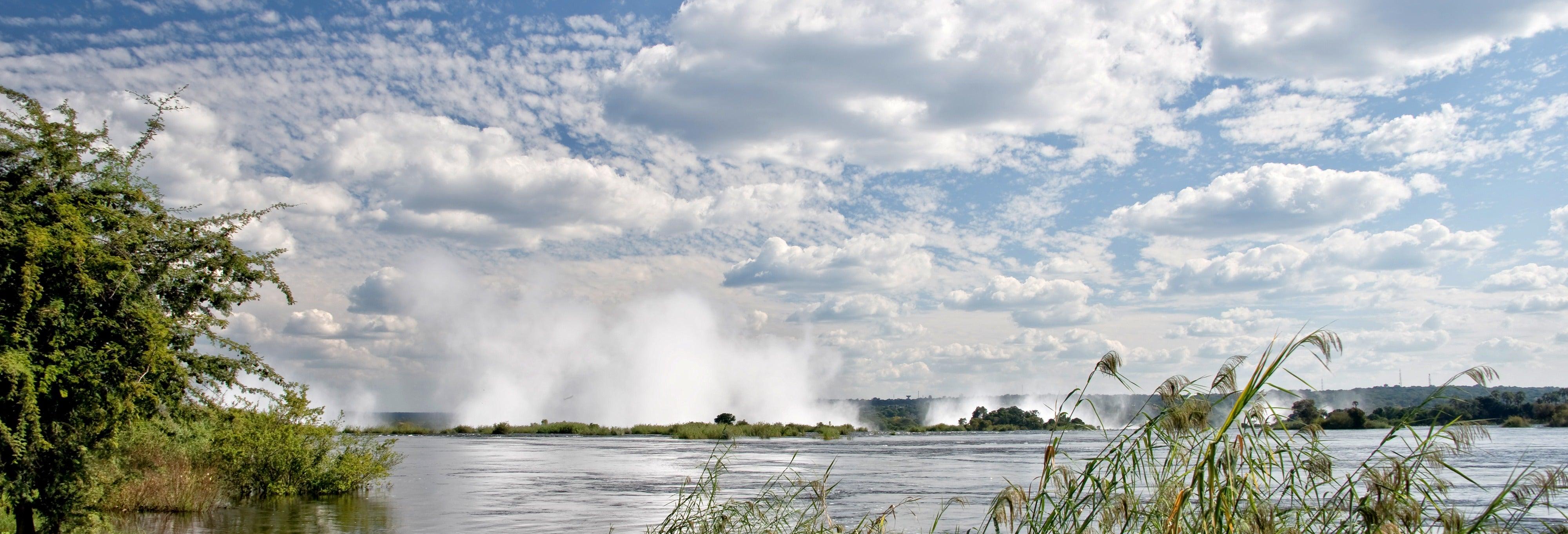 Rafting en el río Zambeze